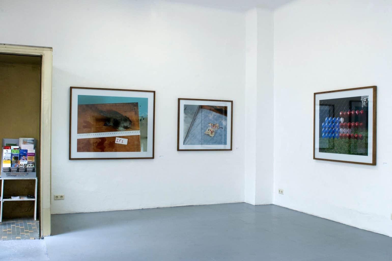 Ausstellungsansicht-AMORIKA-Bjoern_Siebert-Kunstraum-NeuDeli-Leipzig