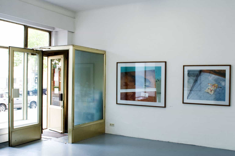 Ausstellungsansicht-AMORIKA-Bjoern_Siebert-Kunstraum_NeuDeli-Leipzig