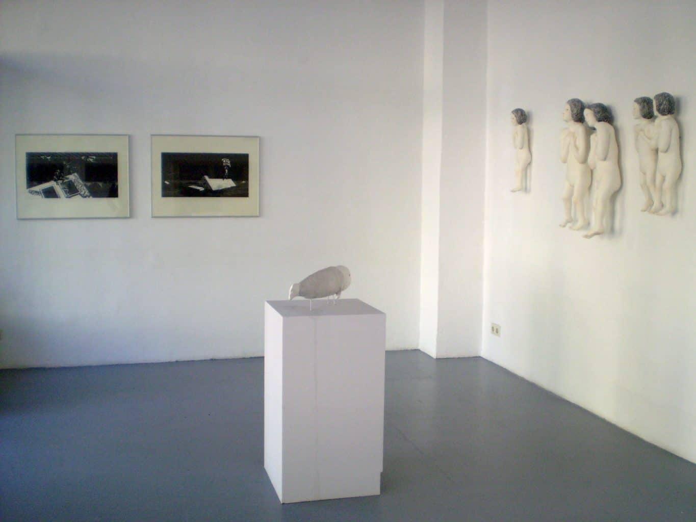 Ausstellungsansicht-Michiko_Nakatani-Franca_Bartholomaei-Neudeli-Kunstraum-leipzig