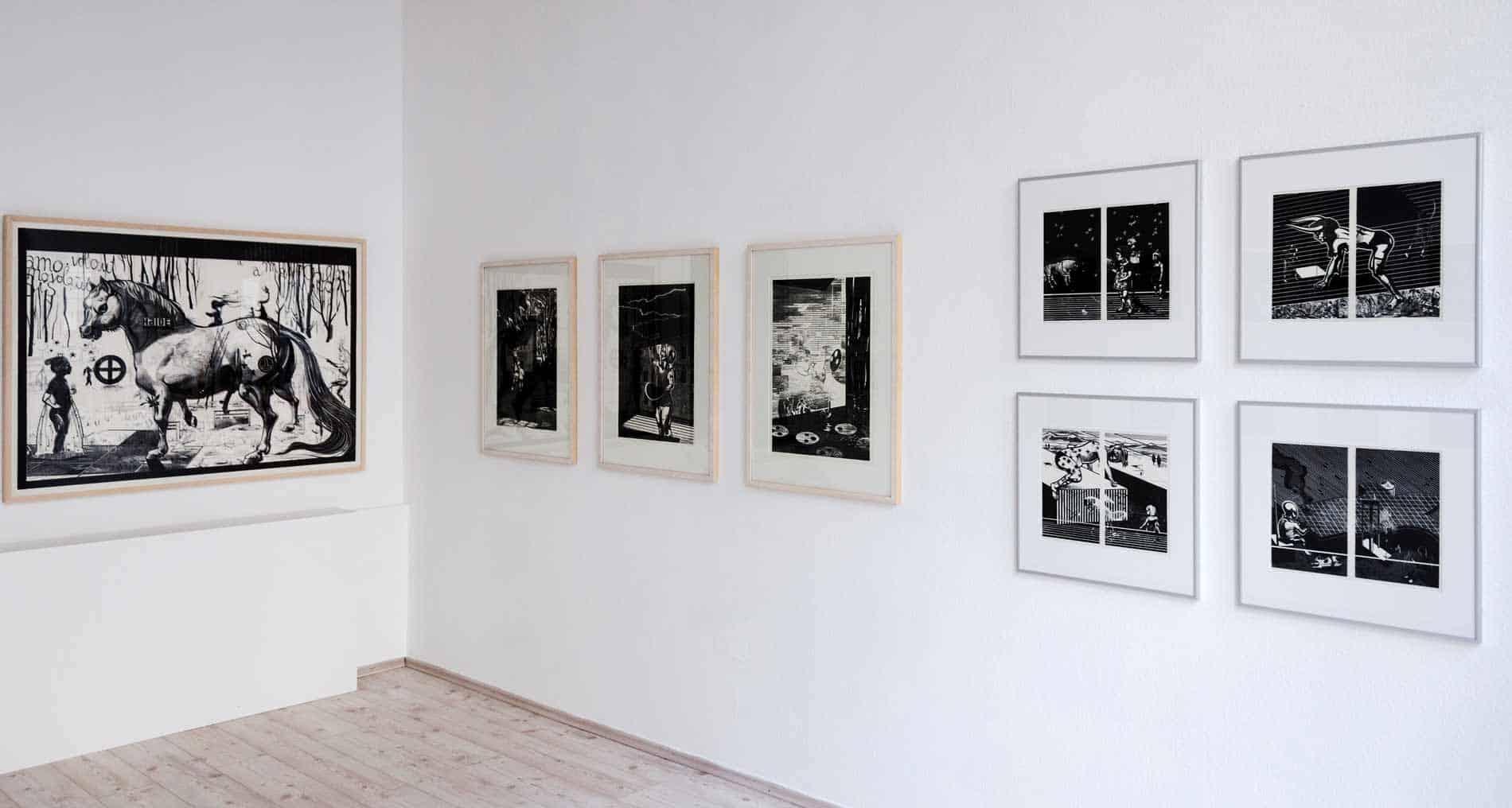 ausstellungsansicht-kunstraum-neudeli-franca-bartolomaei-ansicht