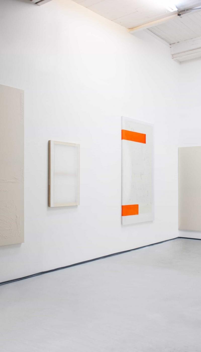 Daniel Krueger Ausstellungsansicht
